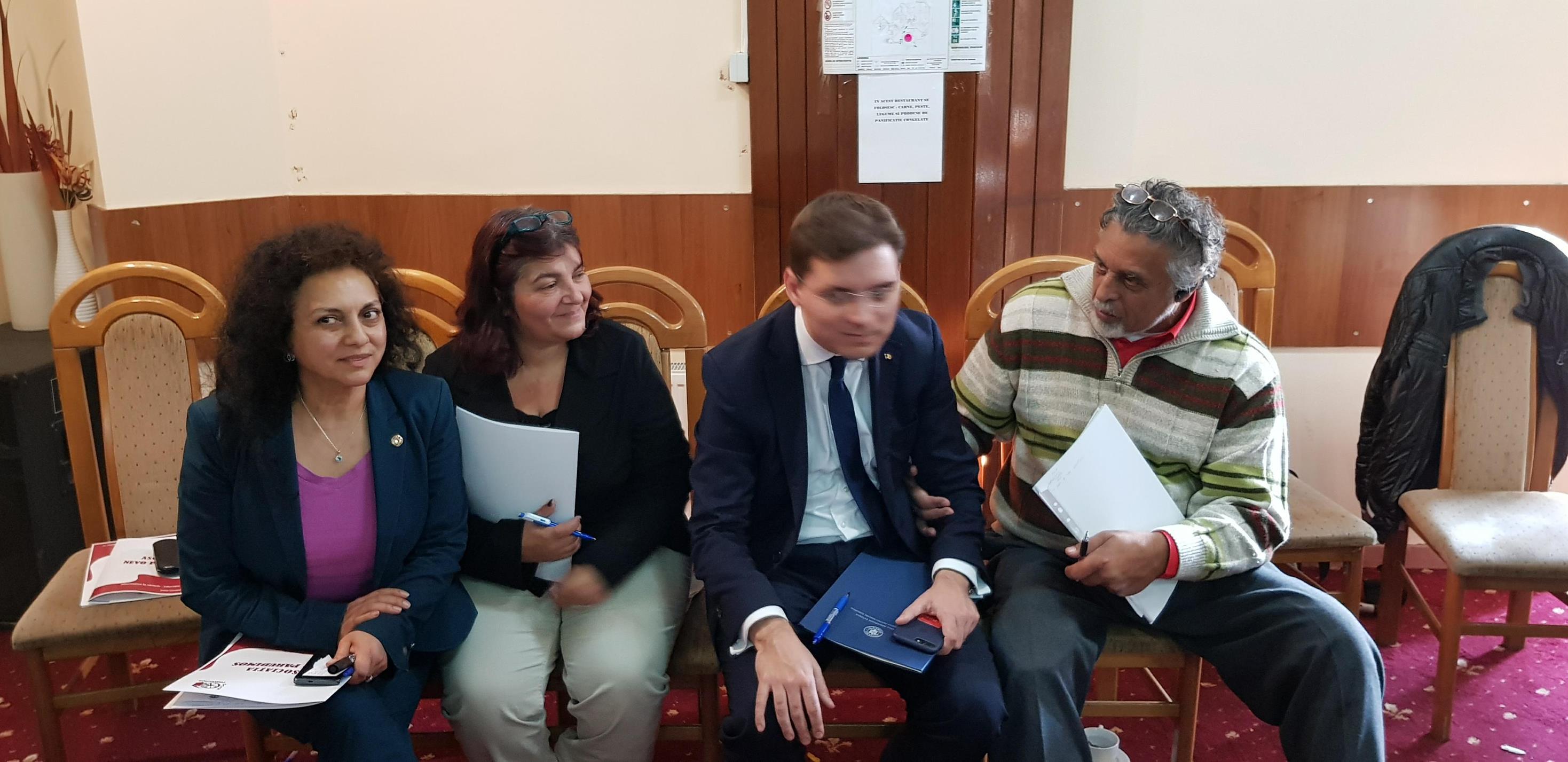 intalnire Ministru delagat afaceri europene
